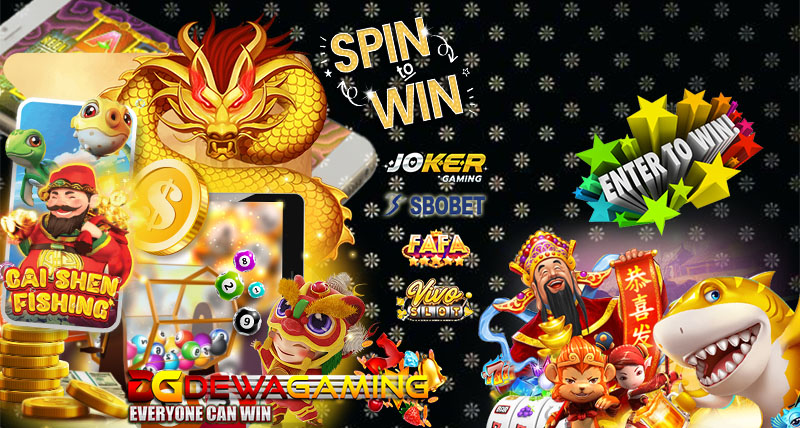 Slot Chinese Boss Joker123 Gaming Paling Mantul