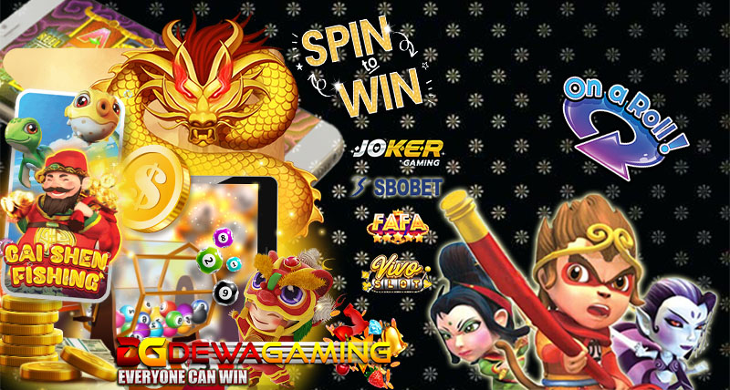 Slot Jungle Island Joker Gaming Paling Dicari Di Indonesia